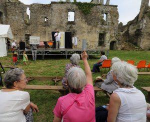 Vente aux enchères des tableaux du château de Coëtcandec