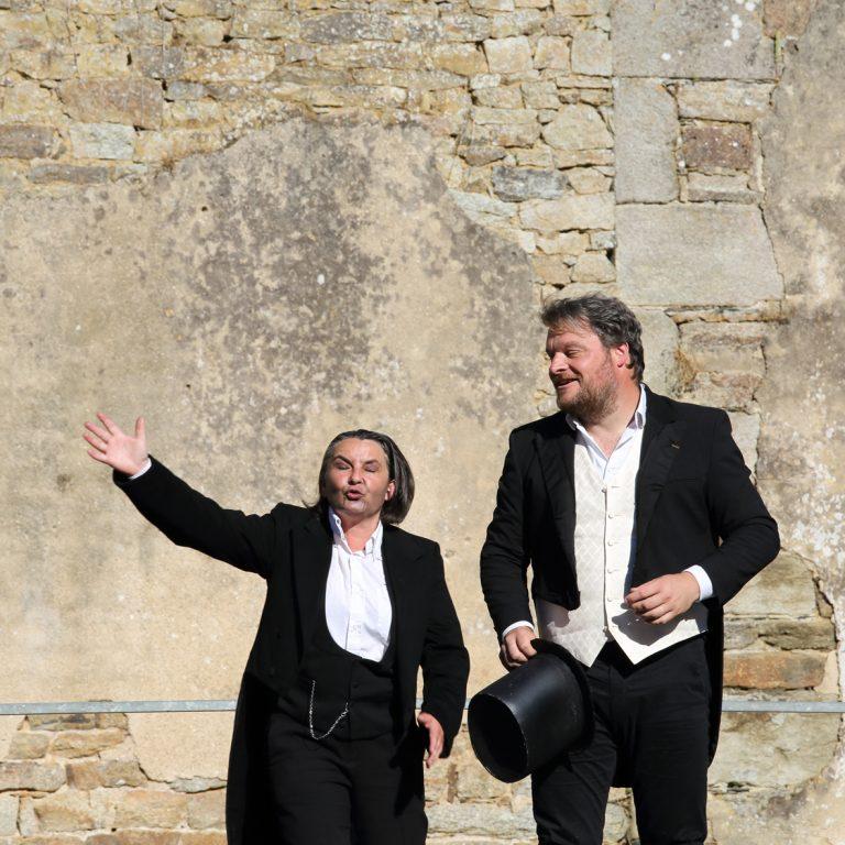 2021 Coetcandec, Les Tréteaux Plélanais, Le Printemps, Le Mariage de Nicolas Gogol