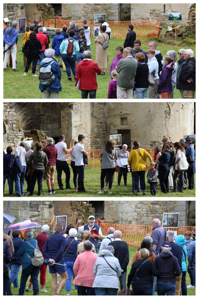 2021 Coetcandec Journées européennes du patrimoine, visites guidées